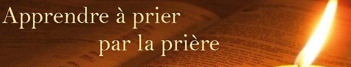 apprendre à prier jour par jour